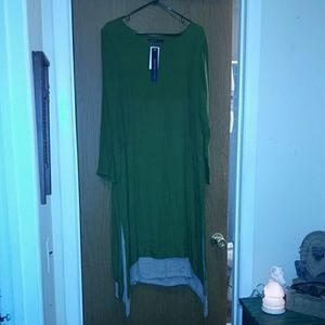 ZANZEA COLLECTION LIGHTWEIGHT DRESS NWT SIZE 4
